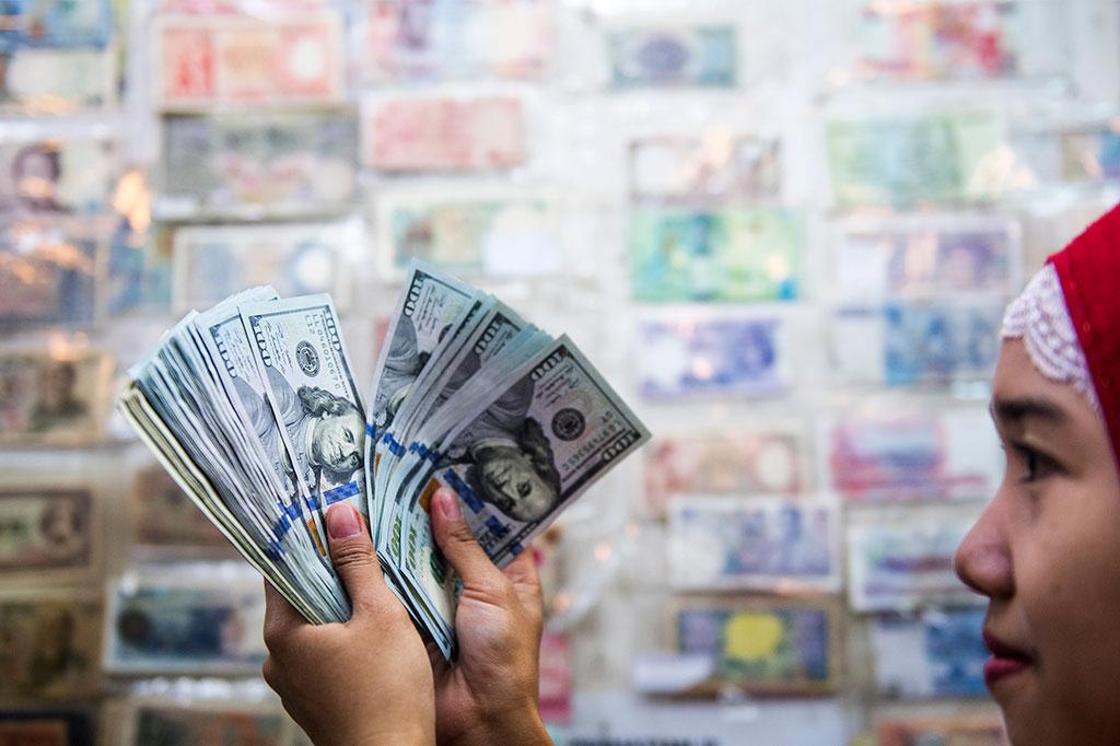 Di Tengah Kekhawatiran Geopolitik, USD Berjaya