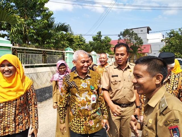 Peserta Program Kabupaten/Kota Sehat Masih Minim