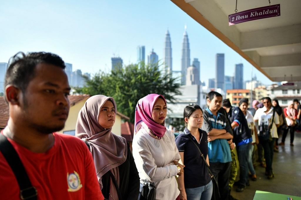 Dua Warga Malaysia Meninggal Dunia saat Antre di TPS