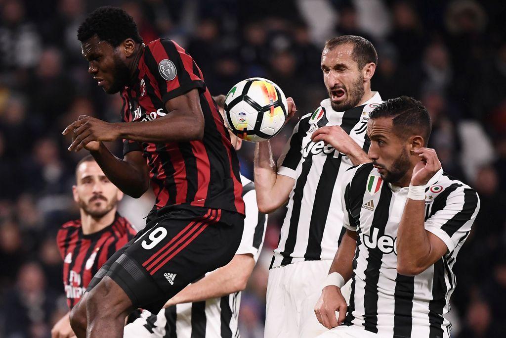 9 Fakta Juventus Lebih Unggul ketimbang Milan