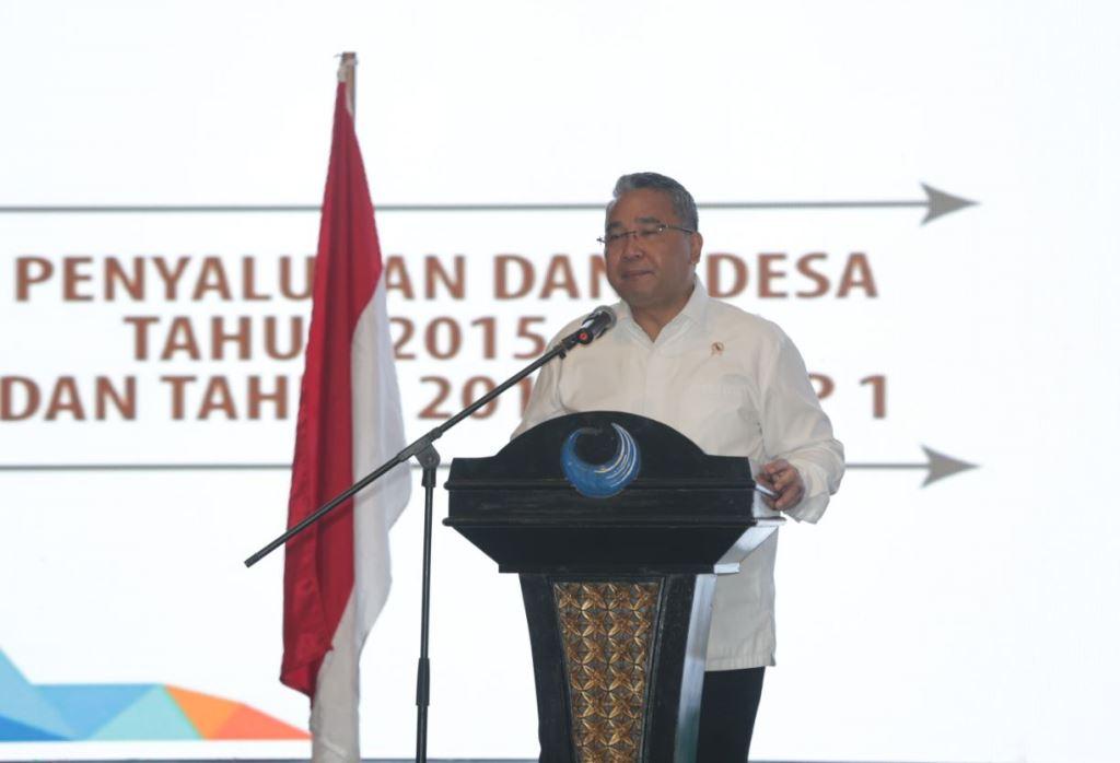 Mendes PDTT Yakinkan Pemdes Jangan Takut Kelola Dana Desa