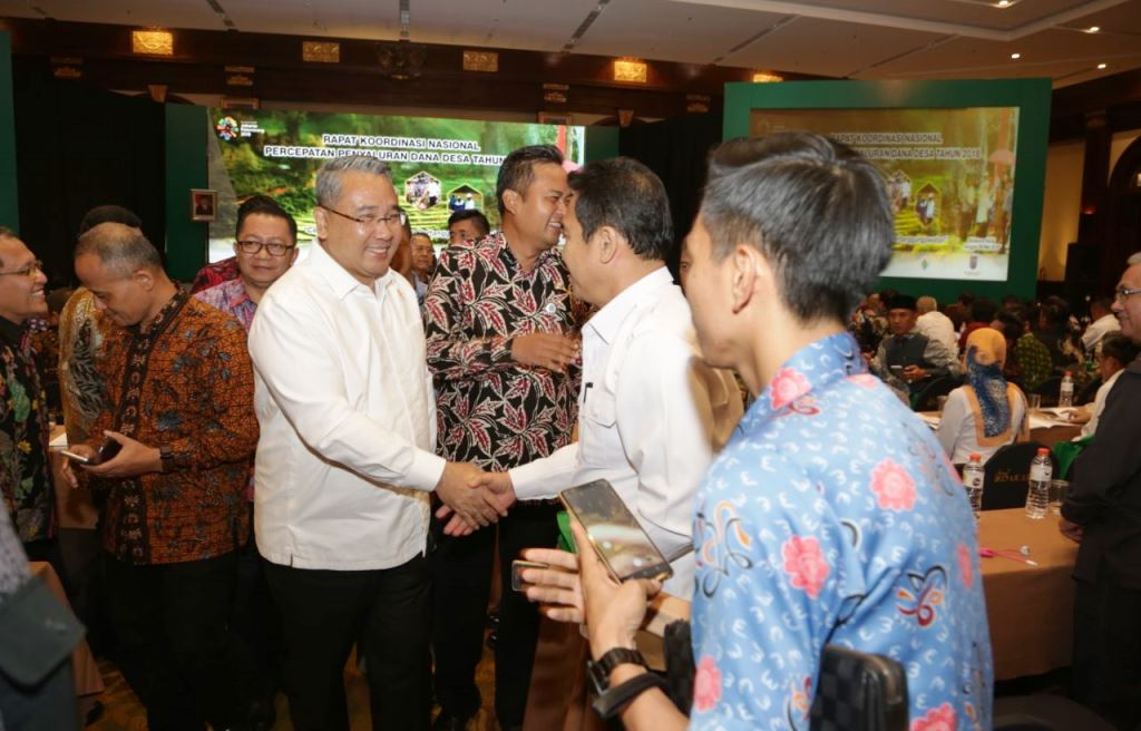 Kemendes PDTT Ingatkan Pemda Segera Salurkan Dana Desa