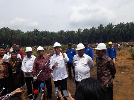Jokowi Sesalkan Banyak Petani tak Pegang Sertifikat