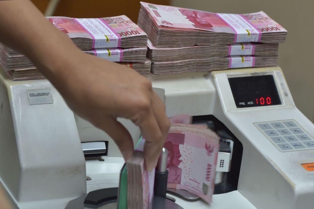Rupiah Ditutup ke Rp14.084/USD