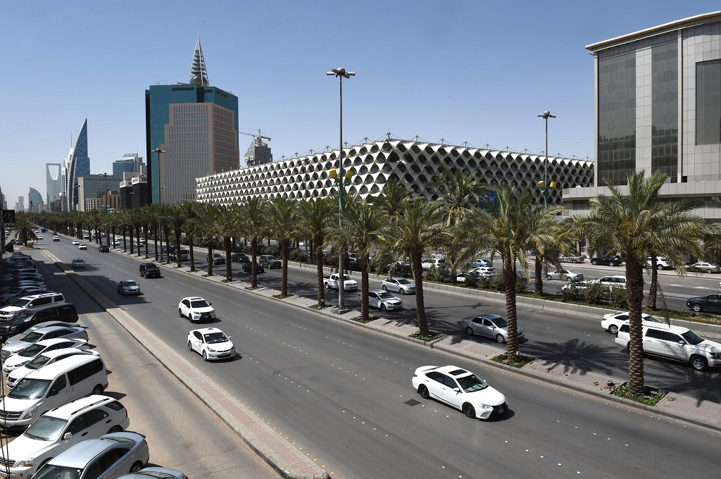 Arab Saudi Cegat Dua Misil di Langit Riyadh
