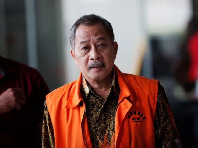 Eks Hakim Tinggi Manado Kembalikan Uang Suap ke KPK