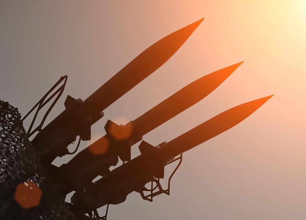 4 Tewas dalam Serangan Roket yang Menghantam Damaskus