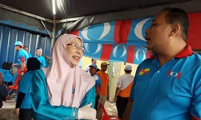 Istri Anwar Ibrahim Menang Kursi Parlemen Wakili Pandan