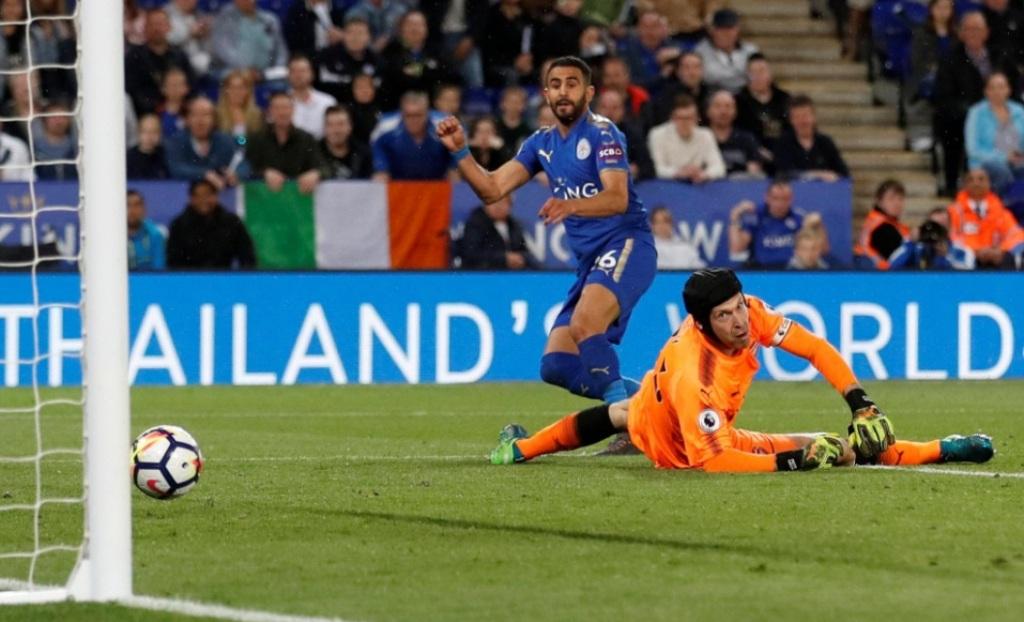 Leicester Beri Perpisahan Pahit Arsenal dan Wenger