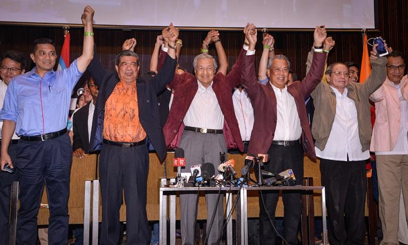 Era Baru Bagi Perpolitikan Malaysia