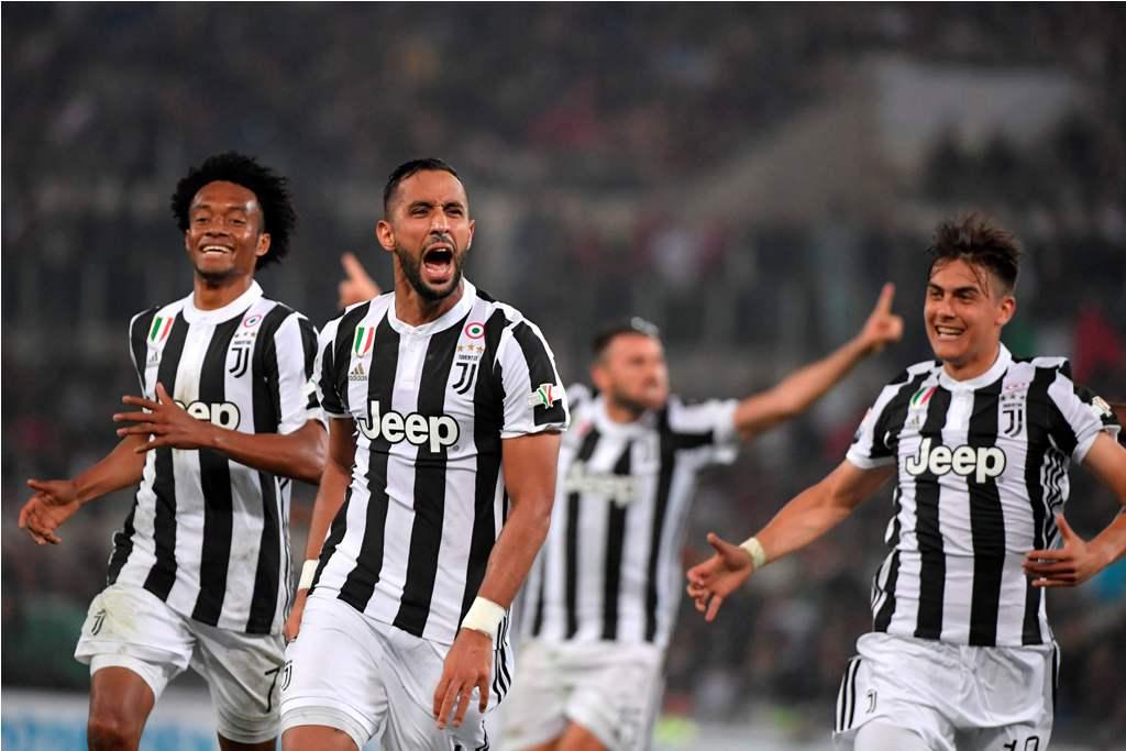 Bek Juventus Ngebet Gelar Pesta Scudetto di Olimpico