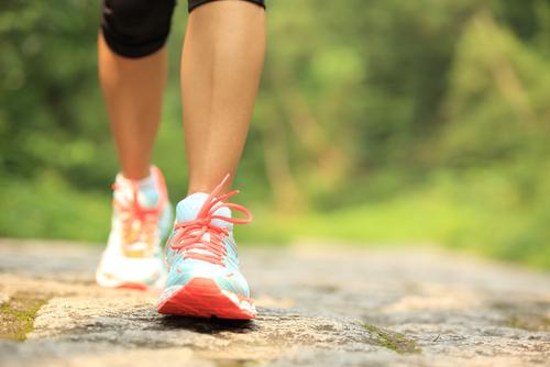 Aktivitas Berjalan Kaki Bantu Tingkatkan Peluang Hamil