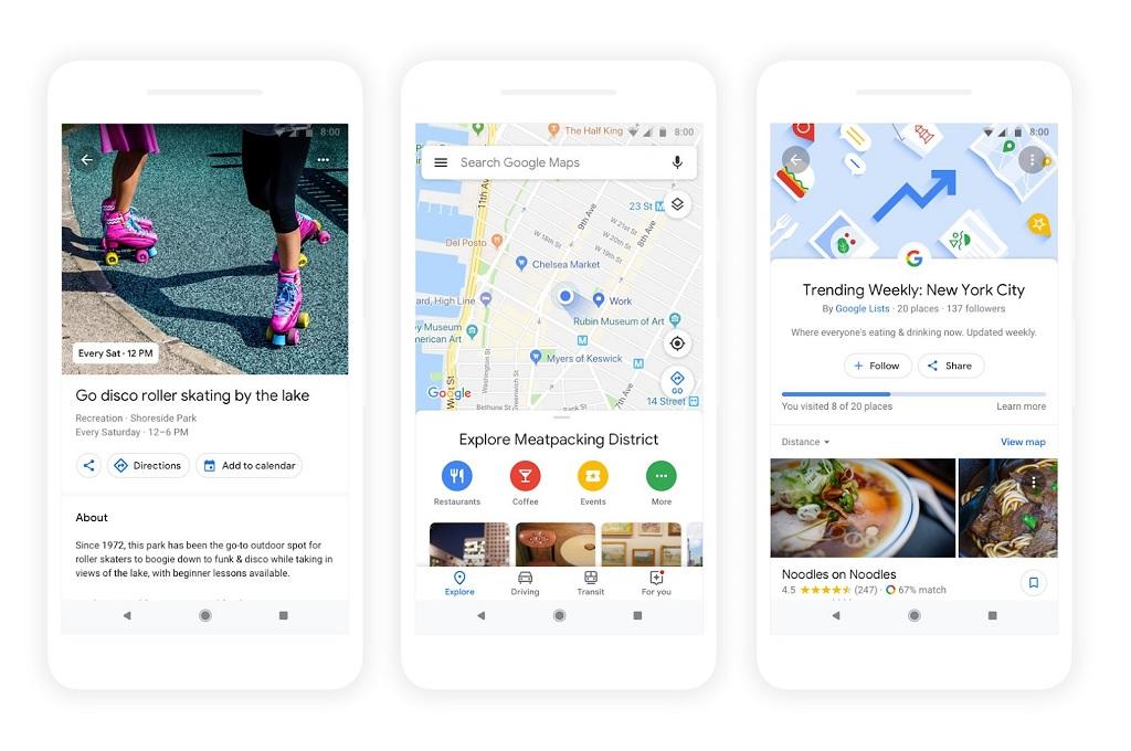 Google Maps Bisa Lebih Akurat Beri Rekomendasi Restoran