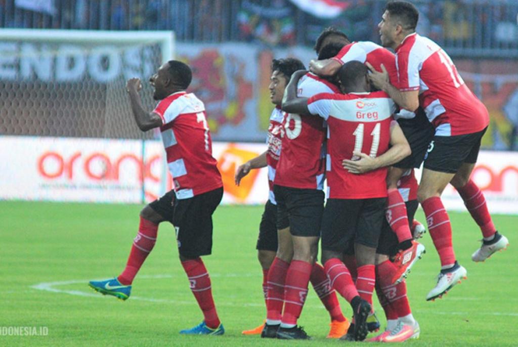 Madura United Bawa Kekuatan Penuh ke Jakarta