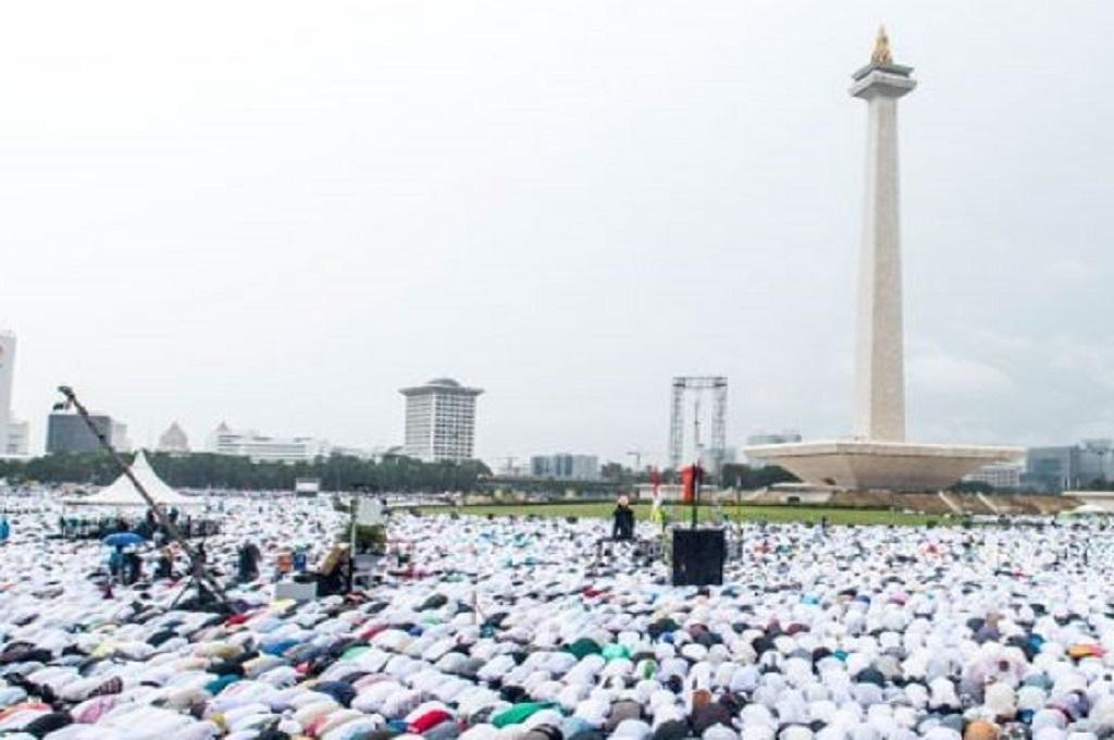 Brimob Sulut Bantu Pengamanan Aksi Solidaritas di Jakarta