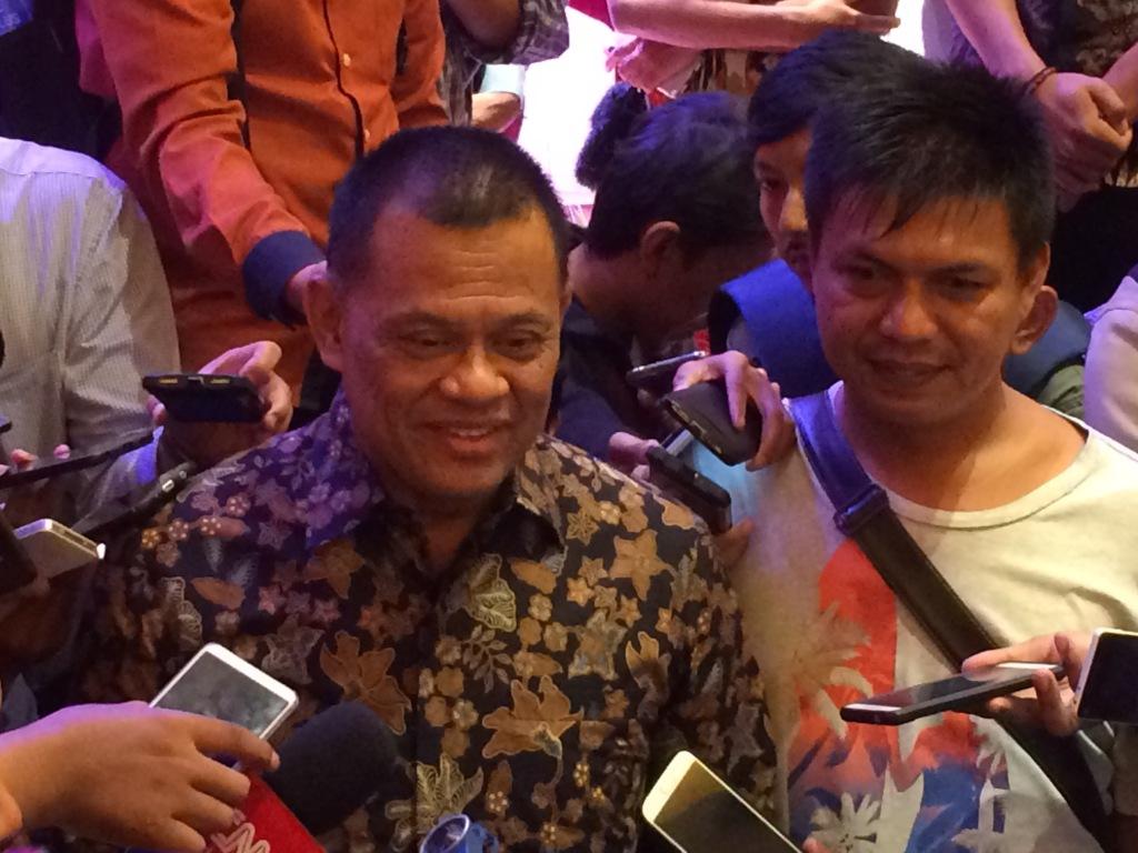 Gatot Didukung Ulama Cirebon Jadi Capres