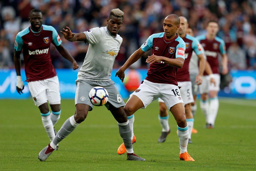 Imbangi West Ham, Man United Finis Posisi Kedua