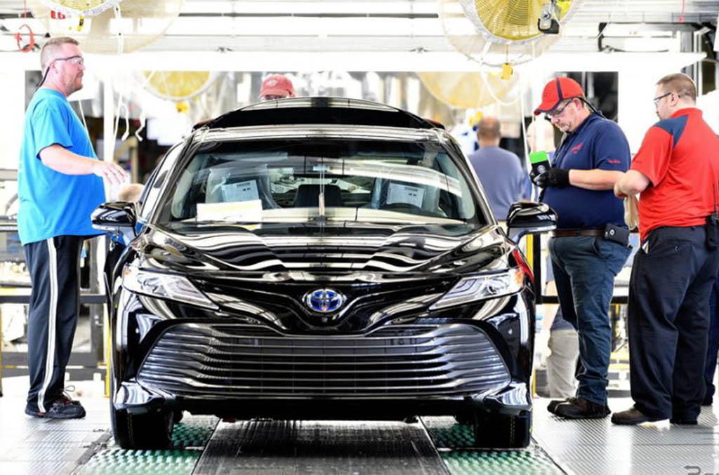 Penjualan Toyota di Amerika Makin Terpuruk