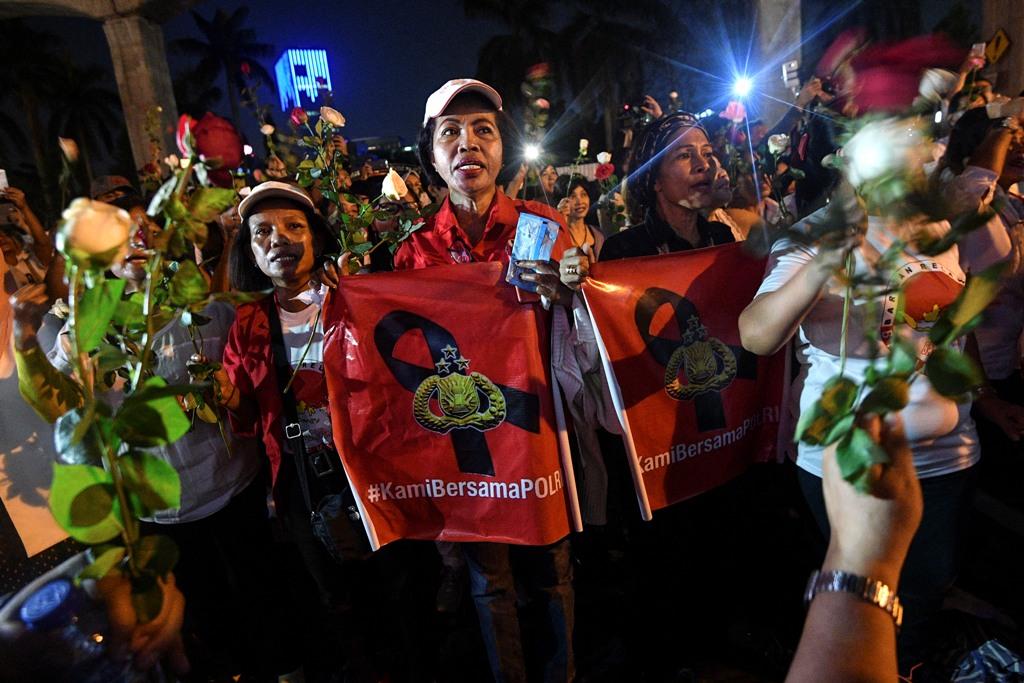 Polri Diminta Jelaskan Kronologis Utuh Kerusuhan di Mako Brimob