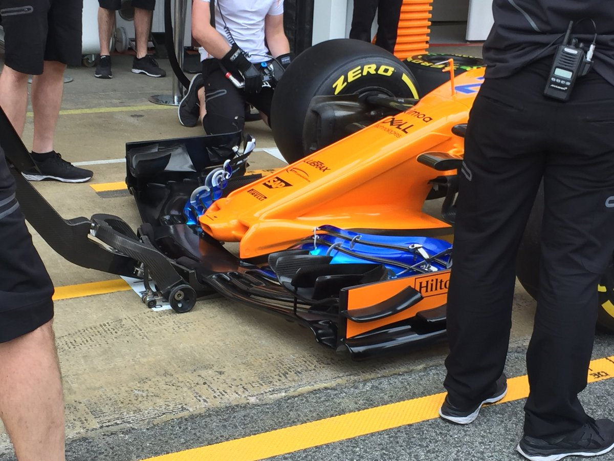 Red Bull dan McLaren Bakal 'Tampil Beda' di F1GP Spanyol