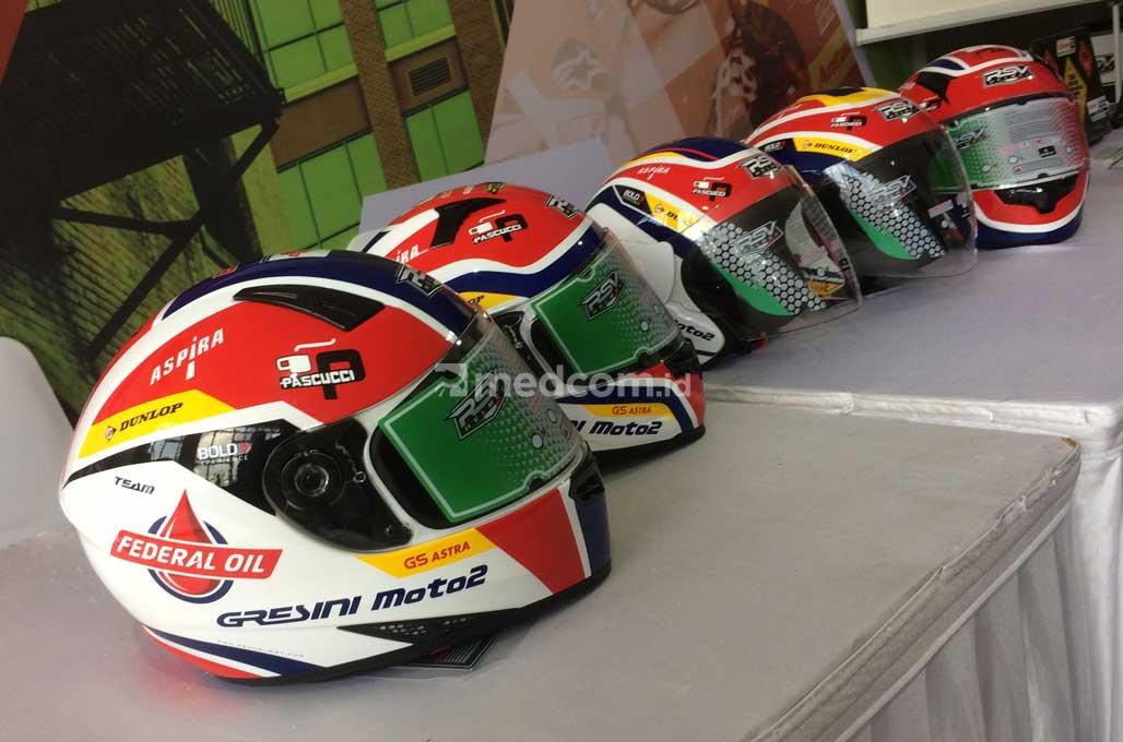RSV Gandeng Gresini Racing dan Respiro