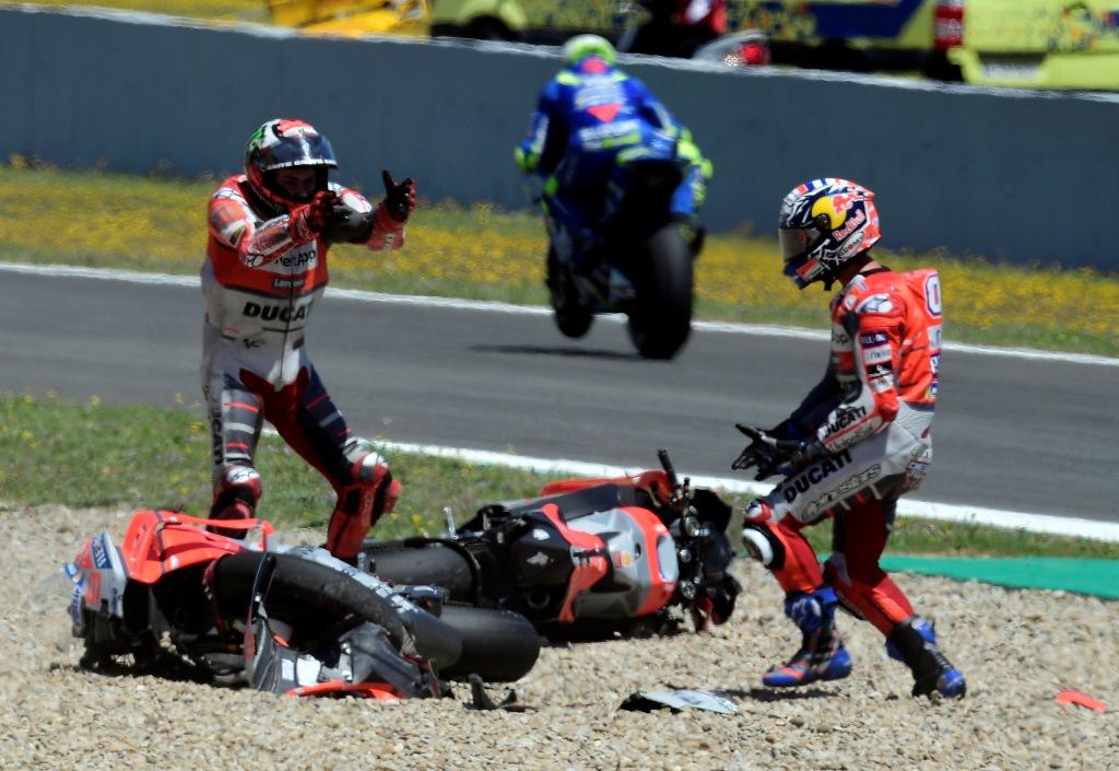 Dovizioso Lupakan Tabrakan di Jerez dan Ngebet Ingin Kembali Balapan