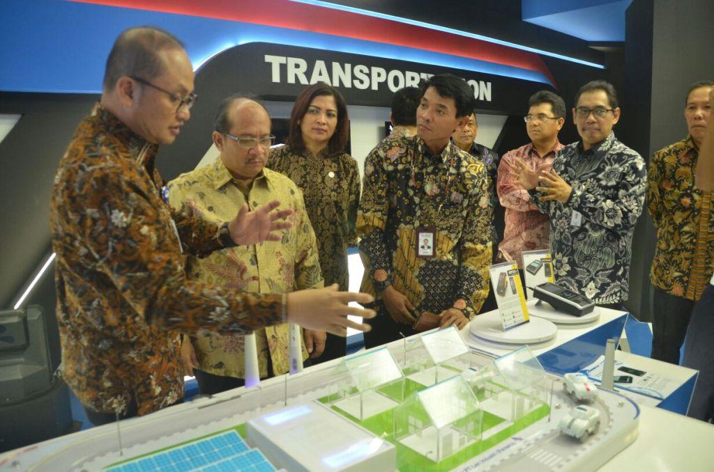Len Industri Sinergi Sistem Pengawasan di 26 Kapal Milik Pelni