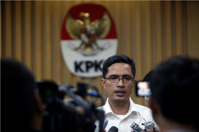 Tersangka Suap Hakim PN Tangerang Segera Diadili