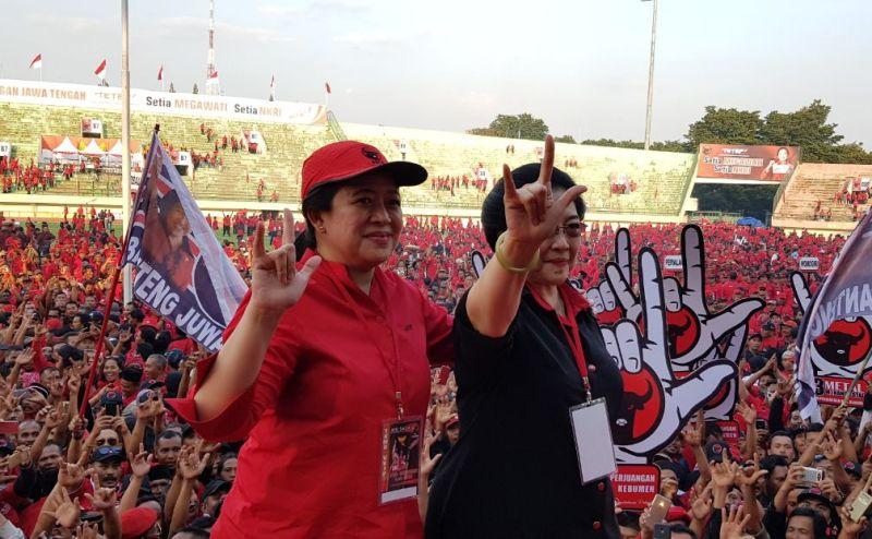 Puan Ajak Kader Menangkan Pilkada dan Pemilu