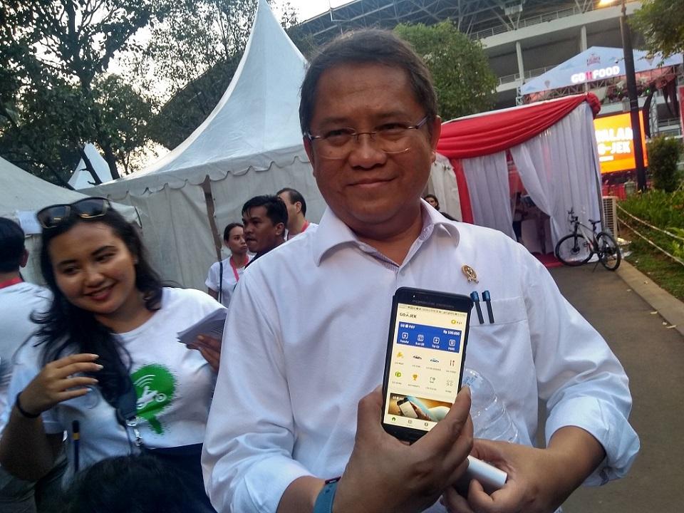 Ojek Online Bakal Punya Ponsel 4G Harga Rp900 Ribu