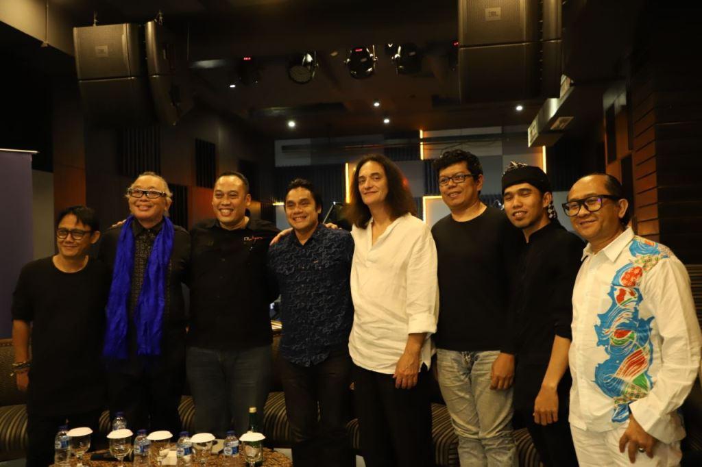 30 Musisi Berkolaborasi Tampil di TP Jazz Festival