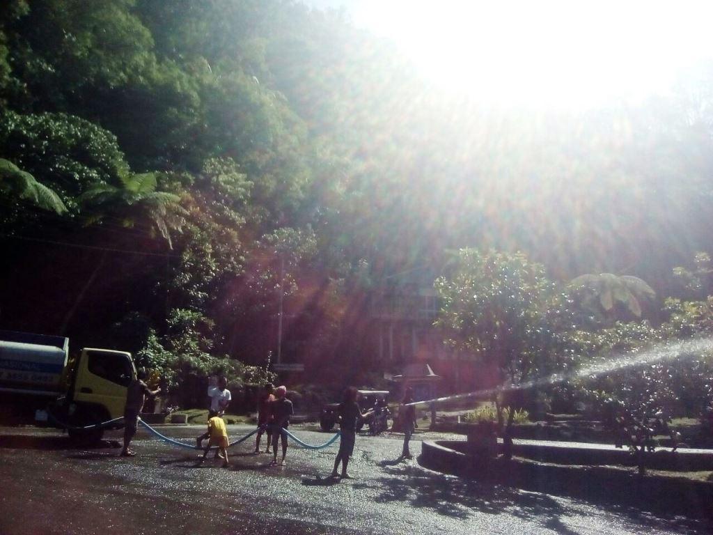 Lokasi Wisata Terdampak Abu Letusan Merapi Ditutup