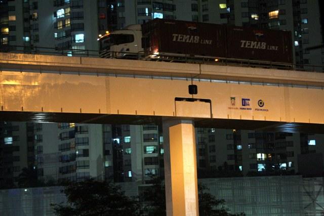 Sambungan Jembatan Tomang akan Diperbaiki