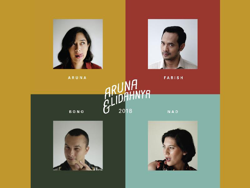 Oka Antara, Hannah Al Rashid, dan Nicholas Saputra Bergabung di Film Aruna dan Lidahnya