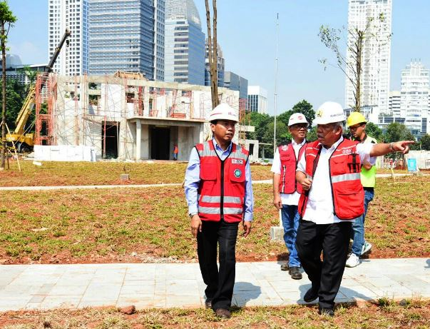 GBK 99% siap Asian Games