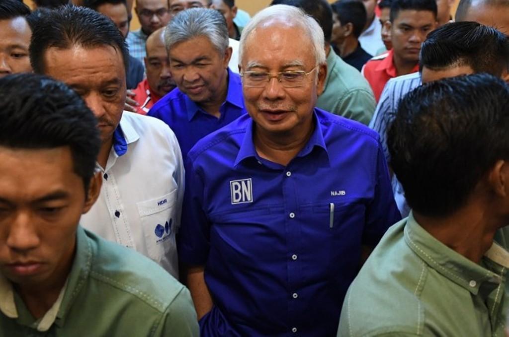 Polisi Malaysia Geledah Apartemen Milik Najib Razak
