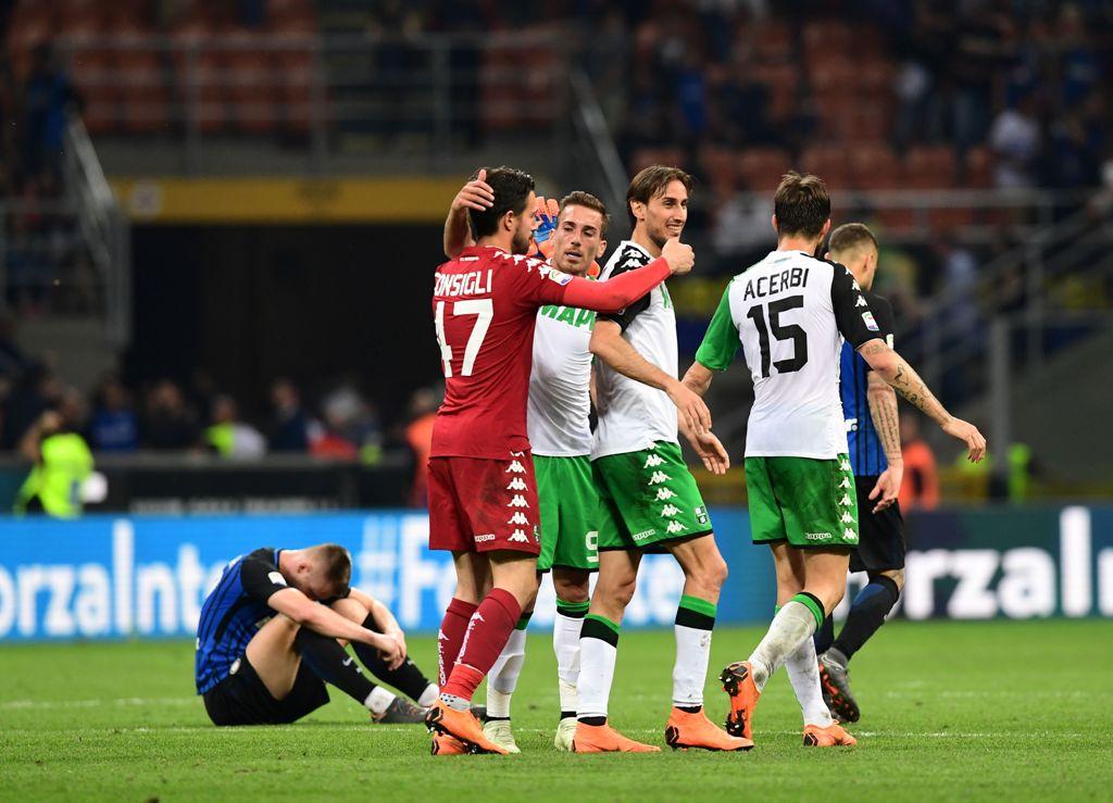 Inter Milan Kalah, Roma Lolos Liga Champions