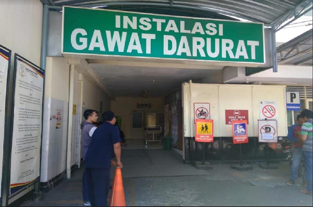 Korban Ledakan di Surabaya Hamil 4 Bulan