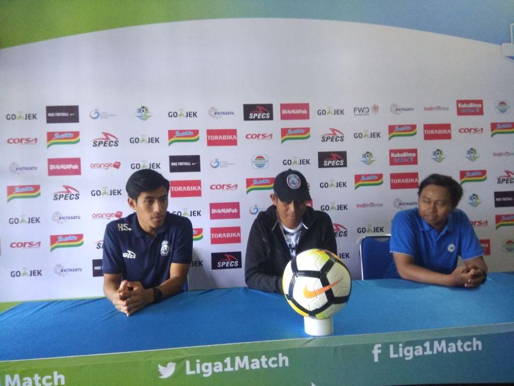 Arema Punya Motivasi Kuat untuk Taklukkan PSM Makassar