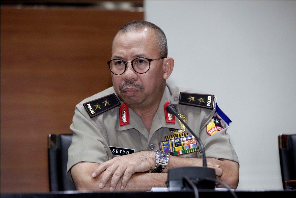 Polri Desak DPR Rampungkan RUU Terorisme