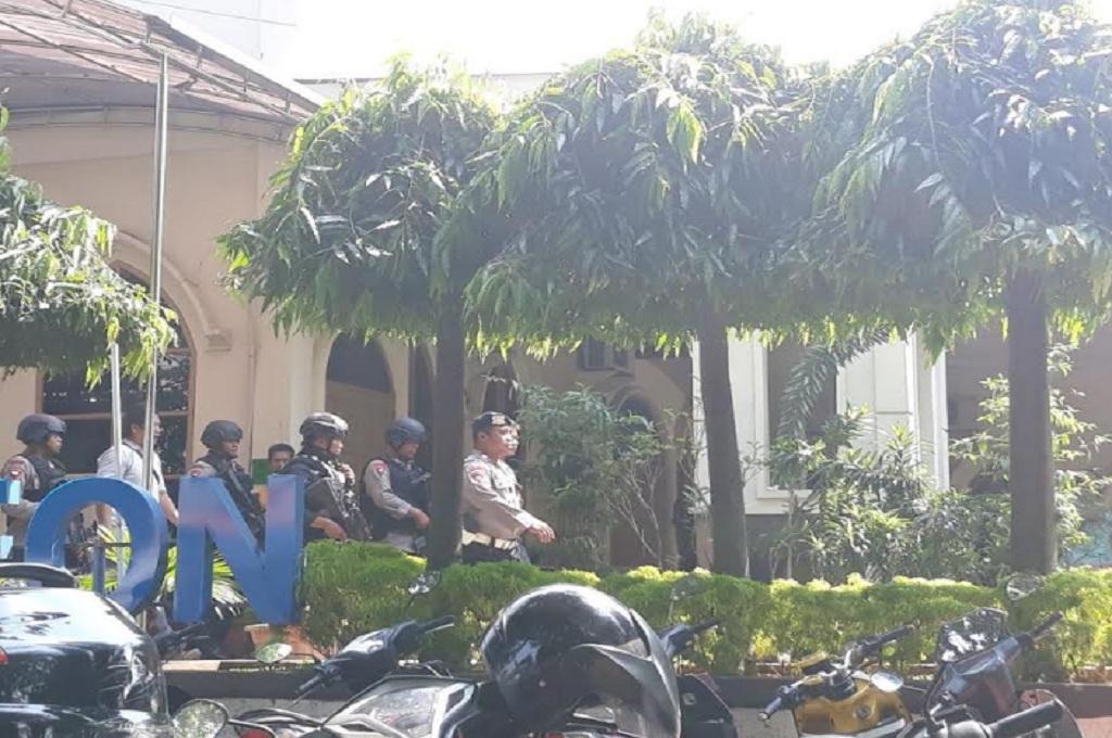 Pengamanan di Lapas Nusakambangan dan Mako Brimob Diperketat