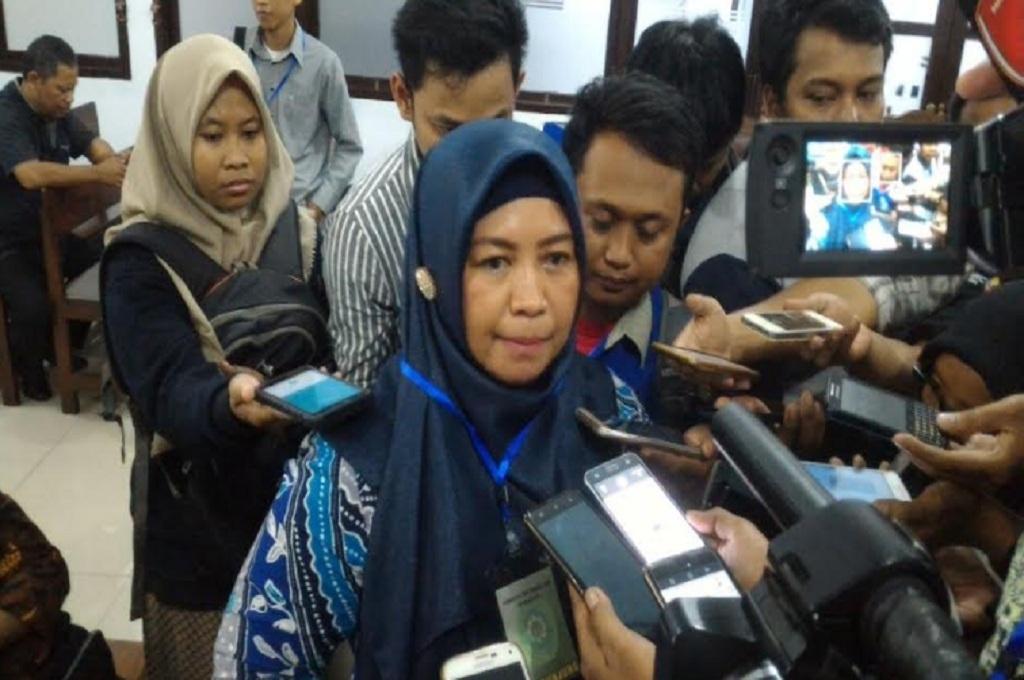 KPU Makassar Bingung Pulihkan Pencalonan Danny-Indira