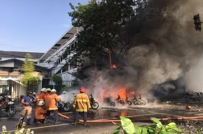 KPP RI Minta Rakyat Tidak Takut dengan Aksi Teror