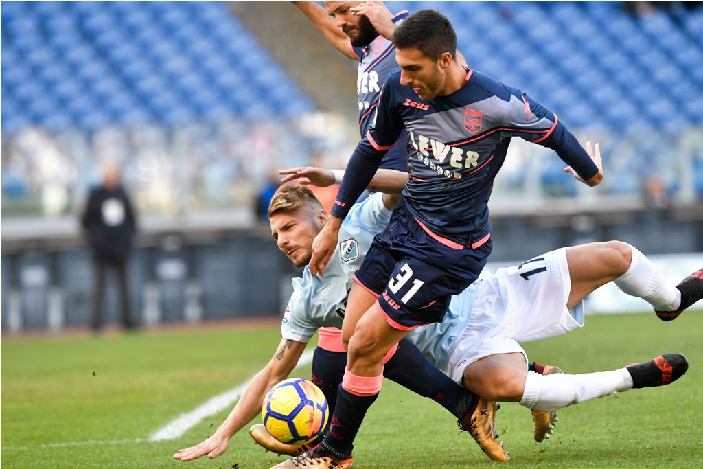Imbang dengan Crotone, Lazio Buang Kesempatan Lolos ke Liga Champions