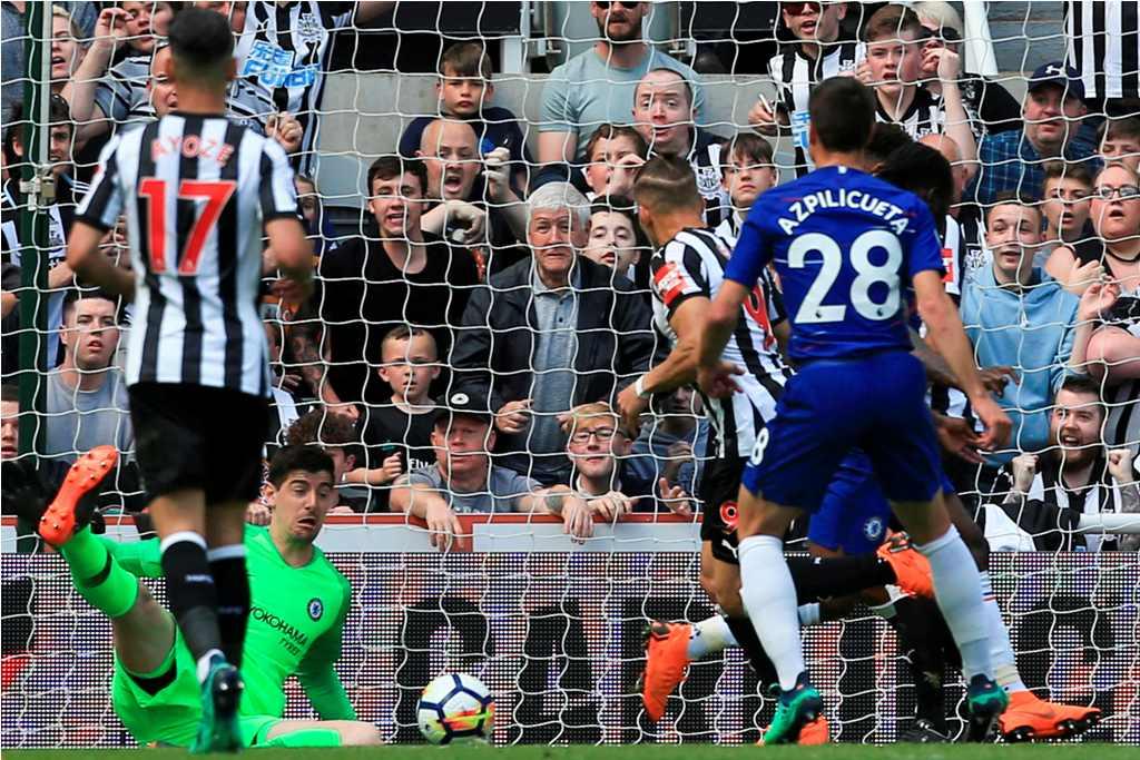 Menyerah dari Newcastle, Chelsea Gagal ke Liga Champions