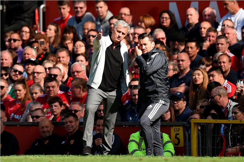 Jose Mourinho dan Asisten Setianya Resmi Berpisah