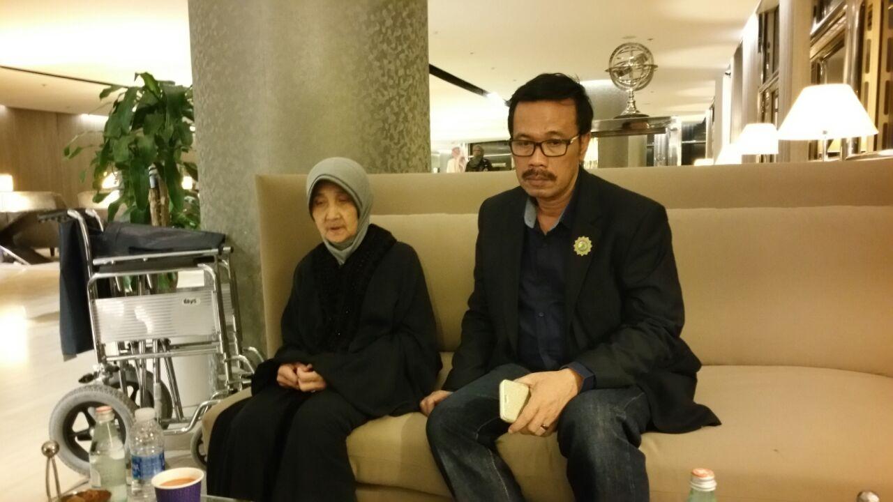 Dari Arab Saudi, Dubes RI Dampingi Nenek Jumanti Pulang