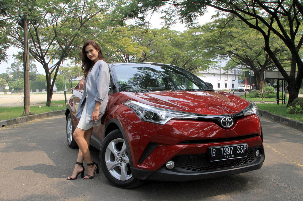 Toyota CH-R, Babak Baru Crossover <i>Jaman Now</i>