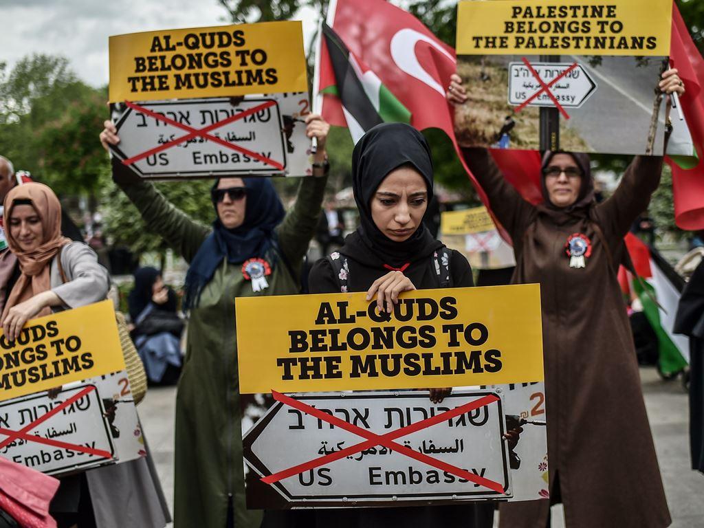 Yerusalem Timur Diminta Dideklarasikan jadi Ibu Kota Palestina