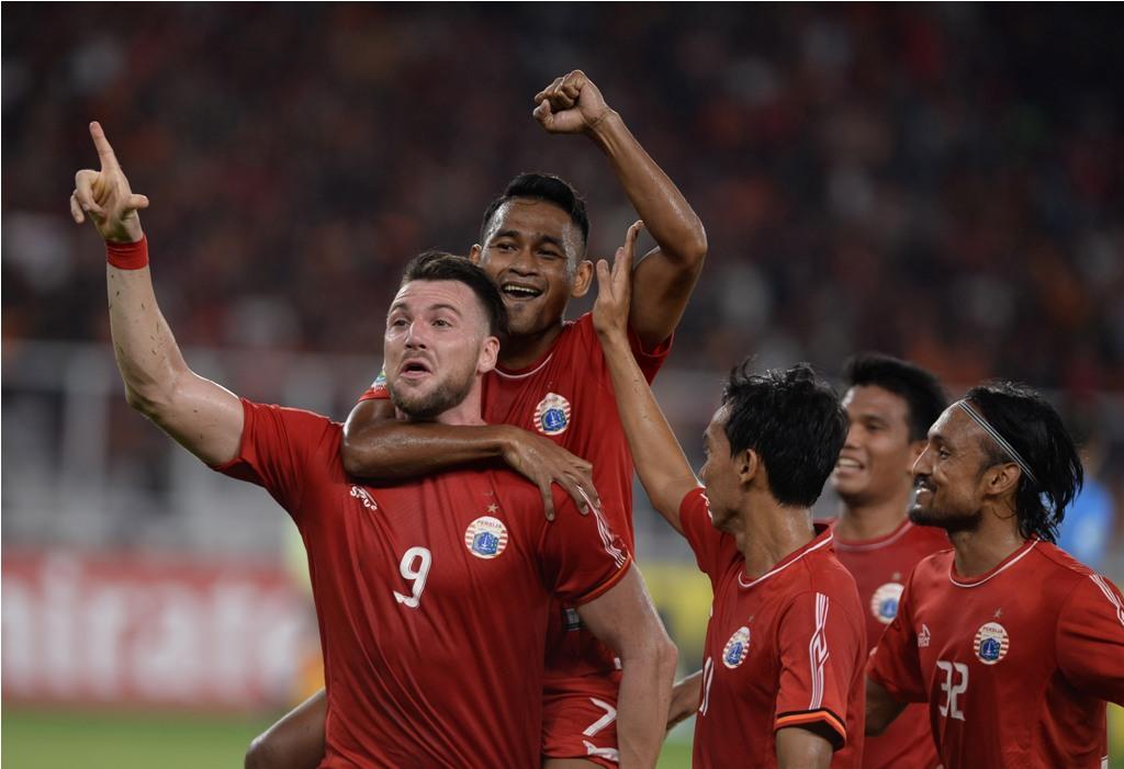 Teror Bom, Laga Persija vs Home United Tetap Lanjut